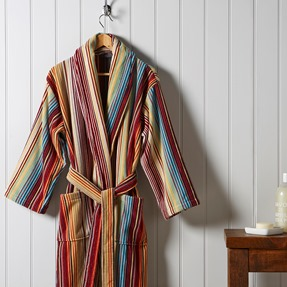 Christy Supreme Capsule Stripe Robes